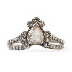 Ritual Solitaire Ring, Diamond - Wedding & Engagement - Catbird