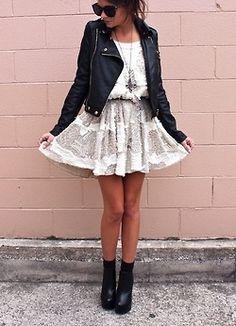 Perfect girlie and rock mix:  tumblr_mgk47bi3Cx1rpy1a9o1_250.jpg (250×346)