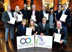 ISO9001:2008 voor negen Amara Partners. http://www.amarapartners.nl/2013/11/04/iso90012008-voor-negen-amara-partners/