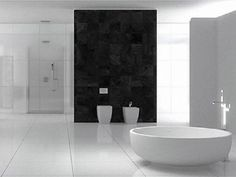 ST13 Silvia Stone Bath