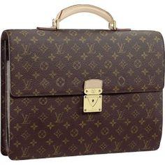 Louis Vuitton Robusto 1 Compartiment M53027 Brown