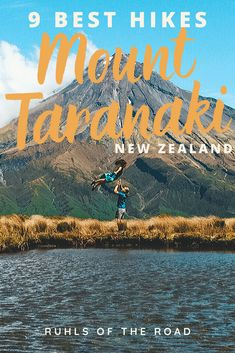 9 Best Hikes & Free Things to Do at Mount Taranaki - Ruhls of the Road Plymouth, Backpacking Europe, New Zealand Travel Guide, New Zealand Landscape, Best Hikes, Free Things To Do, Hotels, Travel Guides, Travel Advice