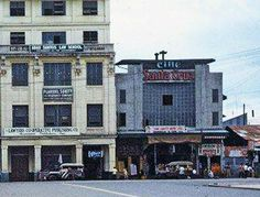 Cine Santa Cruz, Manila Manila, Retro Pi, Filipiniana, Monuments, Old Photos, Philippines, Theater, Buildings, Multi Story Building