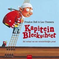 Prentenboek - Kapitein Bleekscheet
