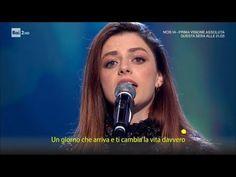 """Annalisa canta """"Direzione la vita"""" - Quelli che il calcio 05/11/2017"""