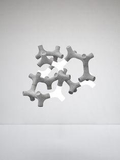 Concrete Coral Concept - Joris Wegner
