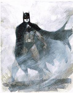 Batman by Felipe Echevarria