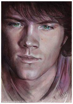 Sam. Watercolor. by LiLen on deviantART