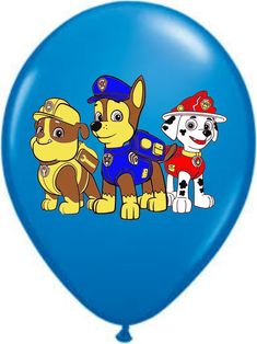 Paw 12 Patrol Party Balloons 25 pcs 2018 New Design assorted colors Premium Latex >>> Learn more by seeing the photo link. (This is an affiliate link). #mainananak
