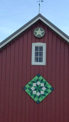 Barn Quilts by Dave                                                                                                                                                                                 More