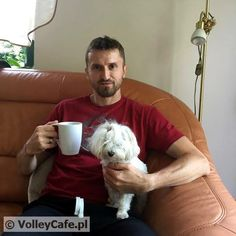Michał Masny #coffee #volleyball #siatkówka