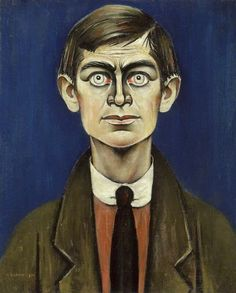 L.S. Lowry: Self Portrait (1938).