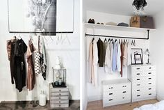 Walk In Closet Ideas On A Budget - Style Vanity