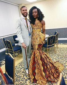 African Print Prom Dresses To Spice Up Your Special Day African Attire, African Wear, African Women, African Dress, African Style, Ankara Dress, African Theme, African Print Dress Prom, African Formal Dress
