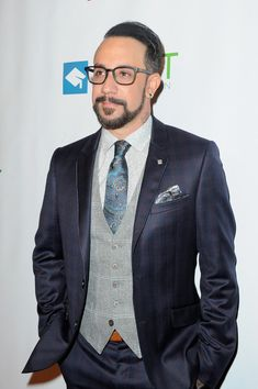 A.J. McLean Photos: Point Foundation's Voices On Point Gala