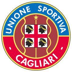 CAGLIARI CALCIO old logo Football Team Logos, Soccer Logo, Football Soccer, Image Foot, Old Logo, European Cup, Soccer World, Sports Clubs, European Football