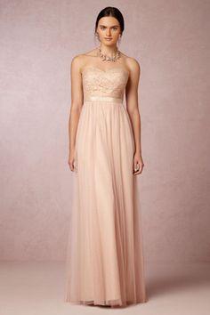 BHLDN Juliette Dress in  Bridesmaids Bridesmaid Dresses at BHLDN