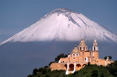 Puebla, Mexico (#13 in the 45 places you MUST visit ;) )