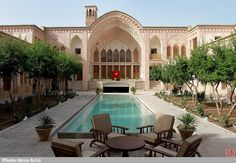 A Journey to Iran's Past: Historical Mansions – Hotels: Kashan