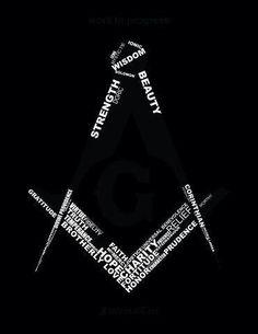 The Great Masonic Library: 300 Rare Masonic books poems illustrations & more. Masonic Art, Masonic Lodge, Masonic Symbols, Masonic Order, Masonic Temple, Freemason Symbol, Freemason Tattoo, Freemason Ring, Masonic Tattoos