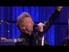 Bon Jovi - Amen (Live@Ellen DeGeneres 2013-10-23)