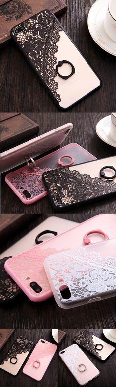 Stylish Lace iPhone Case