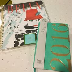 LARGE KATE SPADE NB2016 planner avail GORG KS NB.. GET ORGANIZED IN STYLE  2016 PLANNER AVAIL FOR 18.. Will create listing ..‼️ NOT KS .. But just as GORG  kate spade Accessories