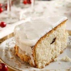 Βασιλόπιτα πολίτικη με γλάσο και αμύγδαλα Greek Desserts, Greek Recipes, Christmas Time, Xmas, Cake Cookies, Afternoon Tea, Vanilla Cake, Tea Time, Banana Bread