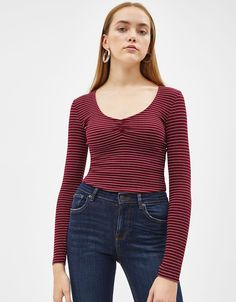 1705b3094dc18 454 Best Fashion Tops Layering images in 2019