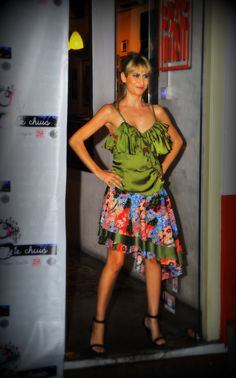 Florice LR02#Indonesia Créatrice@GIE chuis#Spring-Summer 2013-2014
