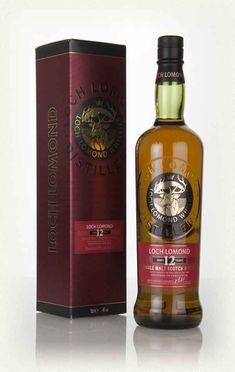 LOCH LOMOND ¦ 12 Year Old Scotch Whisky