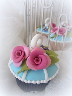 Cupcake jaula