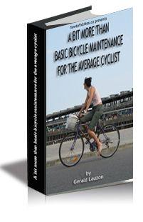 bicycle repair maintenance for the beginner bike mechanic