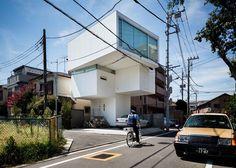 Jérémie Souteyrat documents Tokyo's contemporary houses