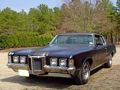1970 pontiac grand prix sj history 6970 Pontiac Grand