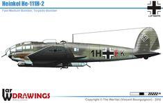 Heinkel He-111 H-2