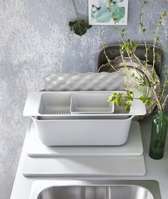 """Today IKEA releases its 2017 catalog online so you can peruse at your leisure. The theme for 2017 is """"Goodbye, expectations. Hello, you!"""" which translates to products that help relieve external pressures and let you enjoy your family — whatever that looks like for you. I'm personally pretty excited about the new catalog, as I think it reflects what it's actually like to relax at home. We've already talked about some of our favorite items that are new to the store, as well as the product…"""