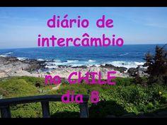DIARIO DE INTERCÂMBIO NO CHILE DIA 8 - PORMAIRE + ISLA NEGRA + PUNTA DEL...