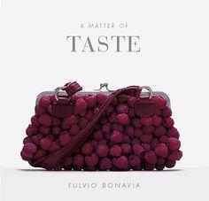 "Conceptual photo on the theme ""Food as Fashion"" by Fulvio Bonavia"