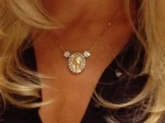 Awesome necklace! Ideas for loose diamonds/ signature jewelry