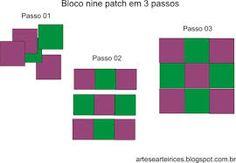 tecnica seminole em patchwork pap - Pesquisa Google