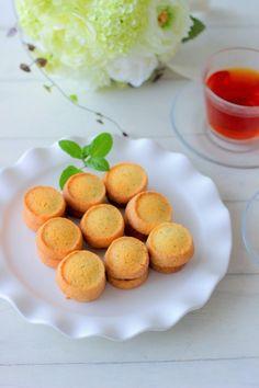 「アールグレイとレモンのサクサクサブレ」あいりおー | お菓子・パンのレシピや作り方【corecle*コレクル】