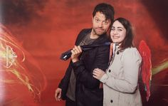 Castiel, Supernatural, Misha Collins, My Love, People, Fictional Characters, Occult, Folk