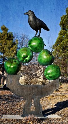 #SantaFe Metal Garden Sculpture in Santa...    Come to Santa Fe NM  goto  Santa Fe Hotels     http://merchandising.expediaaffiliate.com/campaign/page/?campaignId=60435