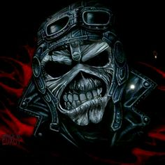 Iron Maiden-Aces high Iron Maiden Aces High, Iron Maiden Band, Heavy Metal Art, Heavy Metal Bands, Hard Rock, Iron Maiden Mascot, Iron Maiden Albums, Iron Maiden Posters, Eddie The Head