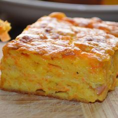 Cake appetizer with carrots, zucchini and ham Appetizer Recipes, Dessert Recipes, Appetizers, Desserts, My Recipes, Cookie Recipes, Favorite Recipes, Croatian Cuisine, Croatian Recipes