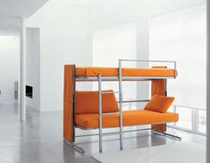 From a sofa to a sofa bed to a double decker. What more can you ask for?