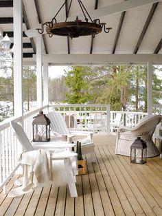 Photo: Markku Alatalo Co Design, Outdoor Furniture Sets, Outdoor Decor, Outdoor Gardens, Outdoor Living, Deck, Photoshoot, Interiors, Terraces