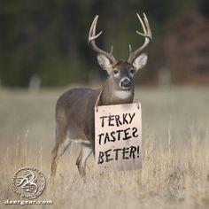 Nice try Mr. Deer...