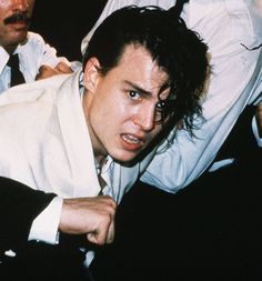 Johnny And Winona, Young Johnny Depp, Here's Johnny, Johnny Depp Movies, Handsome Actors, Hot Actors, Young Celebrities, Celebs, Junger Johnny Depp